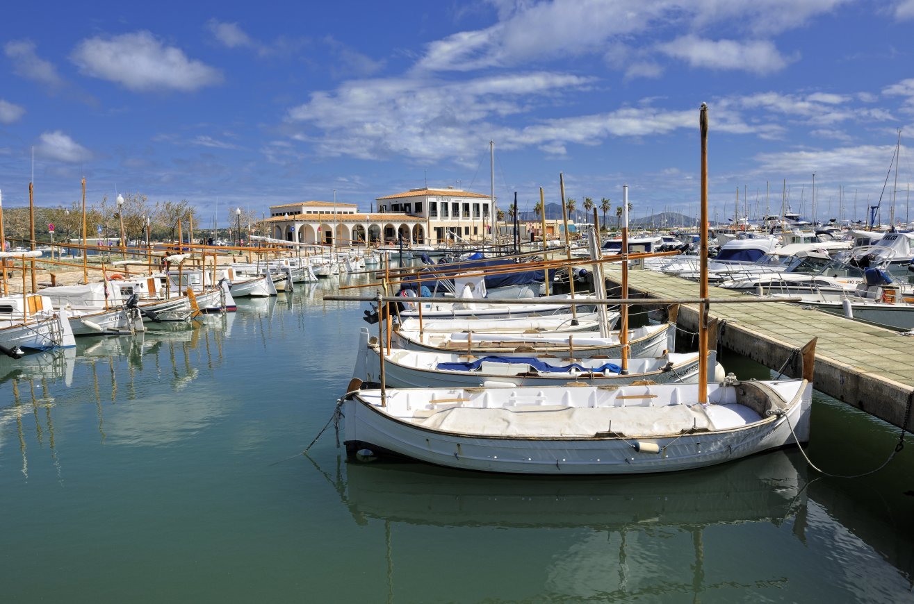 PORT OF POLLENÇA