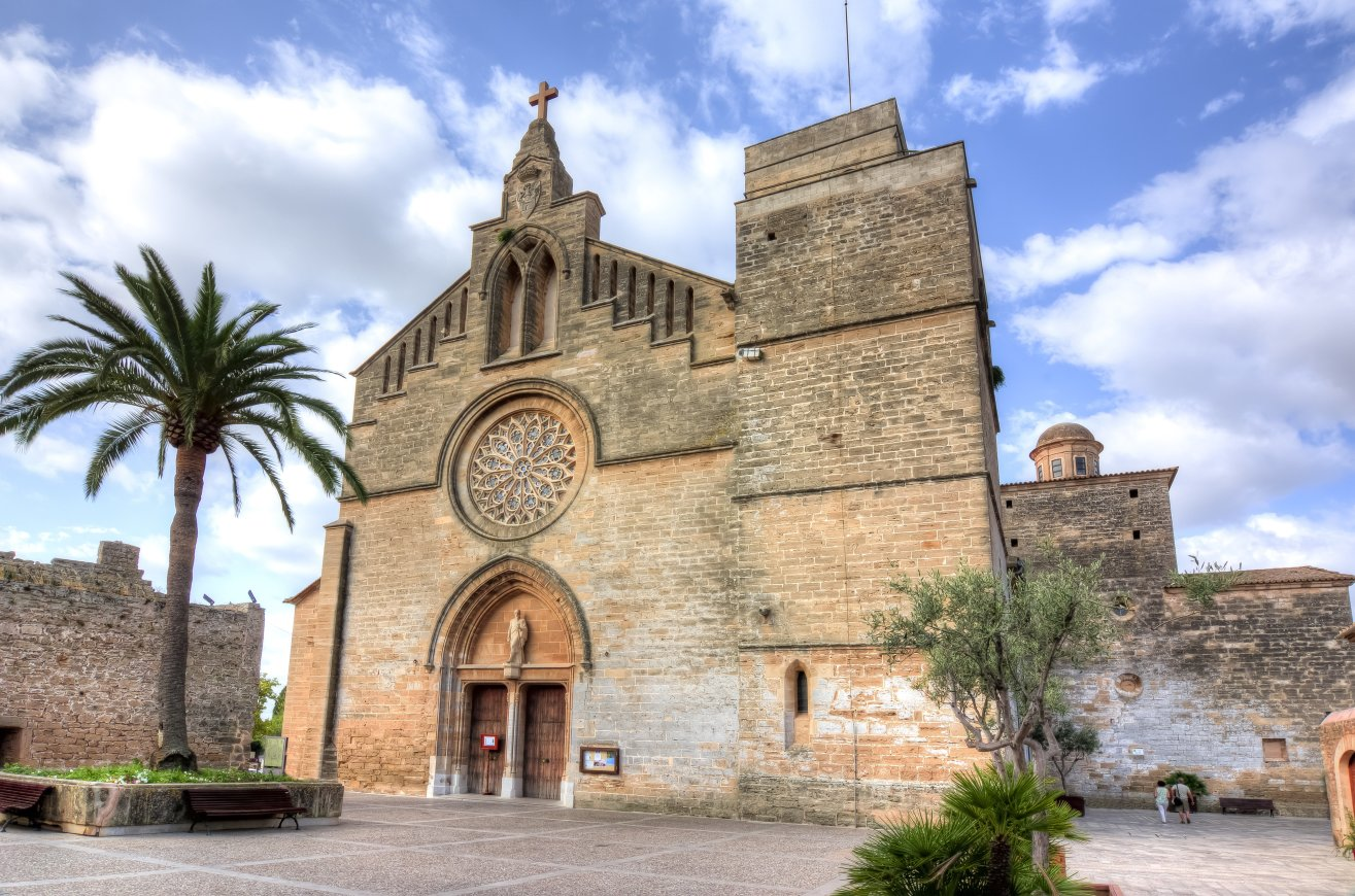 SANT JAUME CHURCH