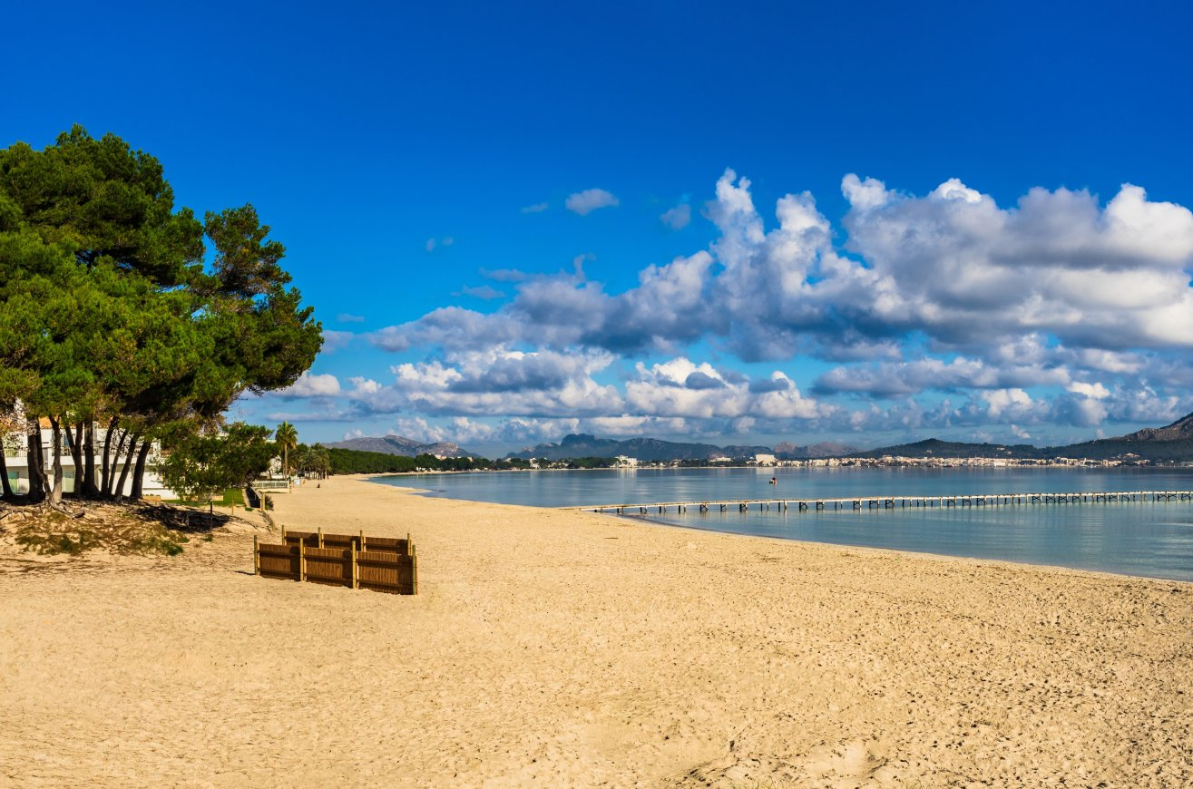 PORT D'ALCUDIA BEACH